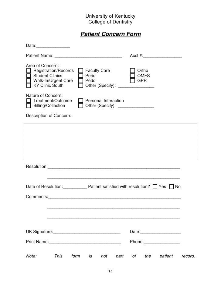 ClinicRecords Release Form. Generic Authorization To Release ...