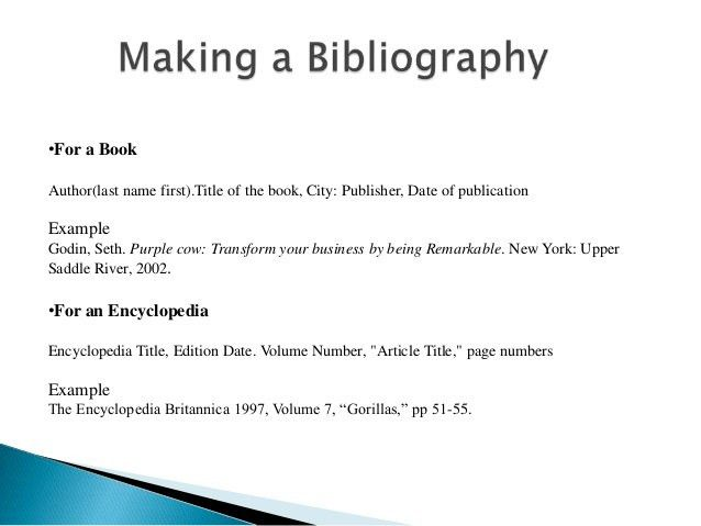 bibliography - thebridgesummit.co