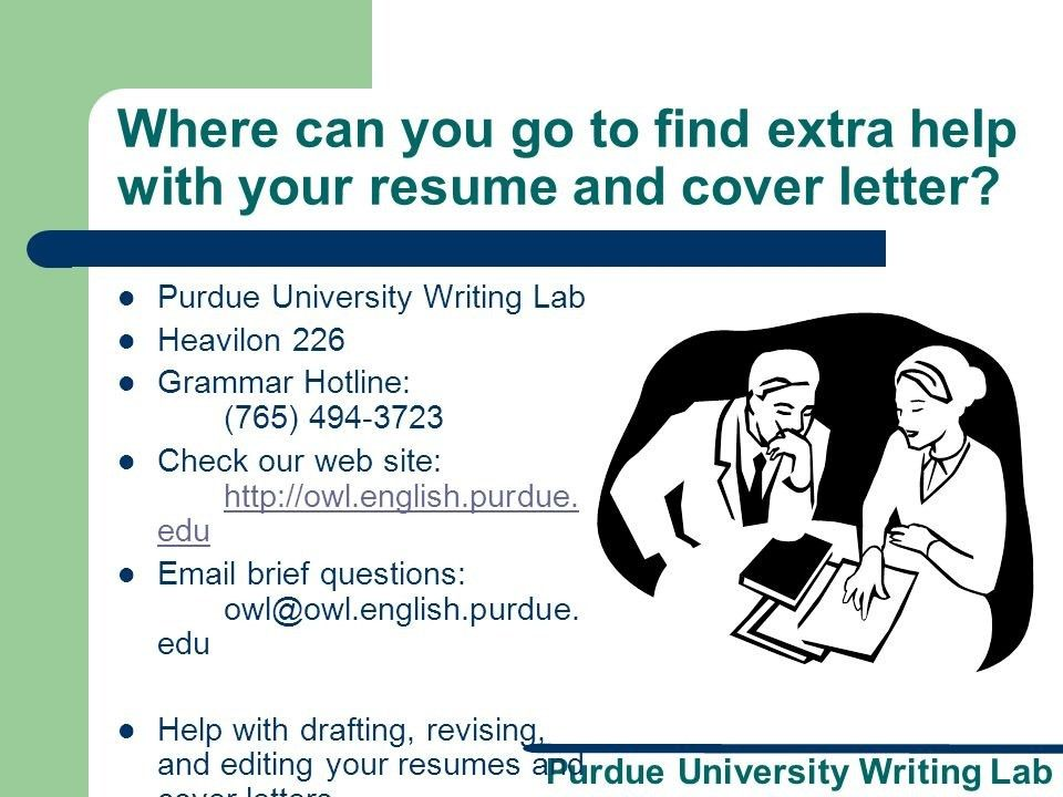 owl purdue cover letter