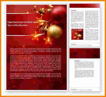 8+ microsoft word christmas templates | memo templates