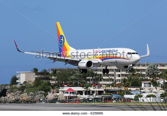 Air Jamaica Stock Photos & Air Jamaica Stock Images - Alamy