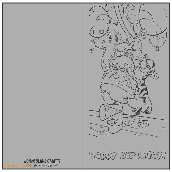 Birthday Cards: Fresh Birthday Card Templates to Print Birthday ...