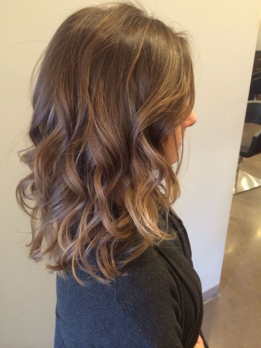 Balayage hair, Hair with highlights and Shoulder length on ...