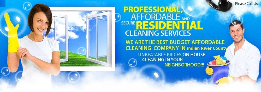 Maid Service and House Cleaning in Vero Beach, FL | Dynamite Clean