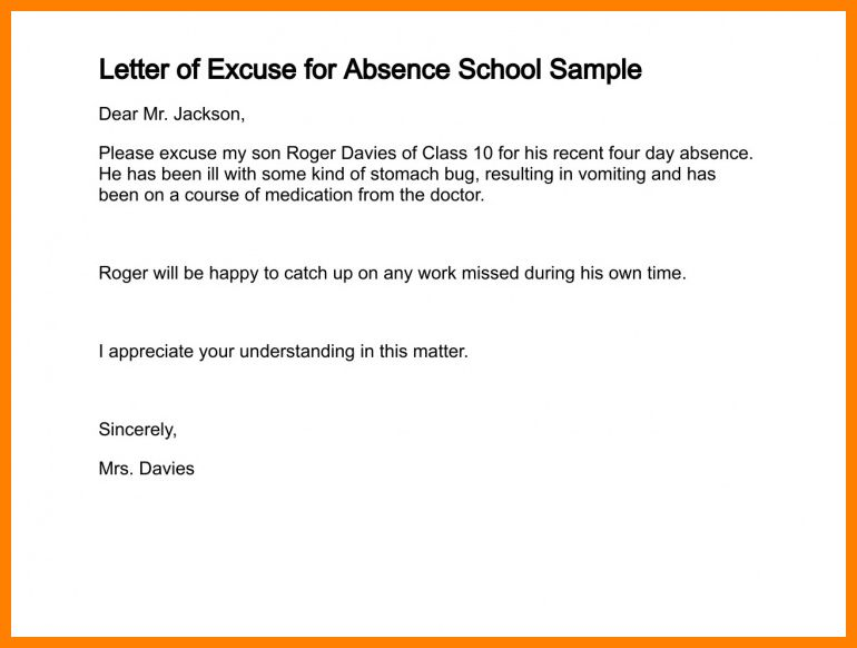 10+ apology letter to teacher for absence | assembly resume