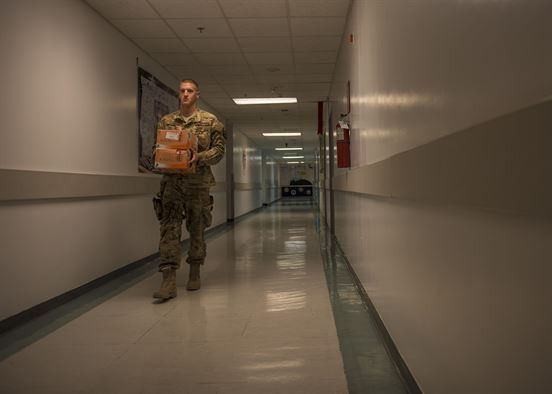 Providing Craig Joint -Theater Hospital lifesaving supplies > 59th ...