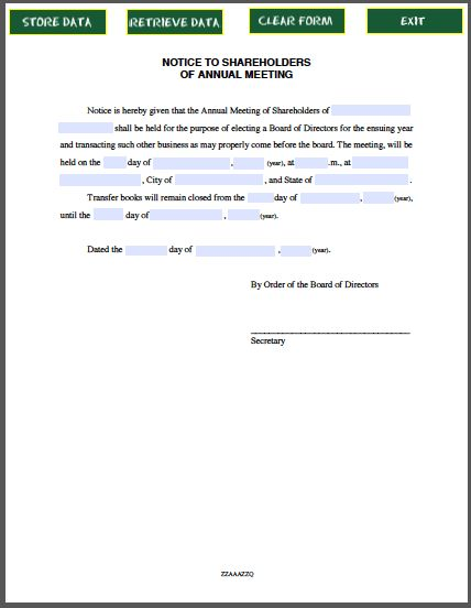 Doc.#638826: Letter to Shareholders Example – Amazon shareholder ...