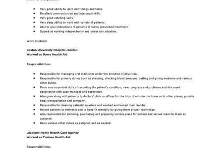 dietary aide resume samples professional dietary aide templates