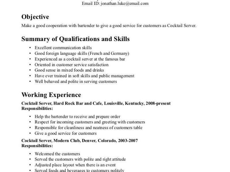 Download Subway Job Description Resume | haadyaooverbayresort.com