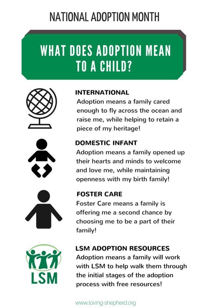November: National Adoption Month | Loving Shepherd Ministries