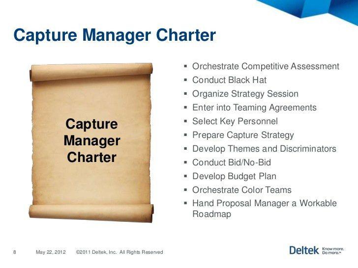 Deltek Insight 2011: Capture Management Best Practices