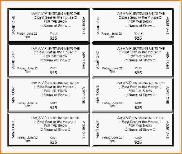 Show Ticket Template Thermal Ticket Printing Thundertix On Demand – Free Printable Event Ticket Templates