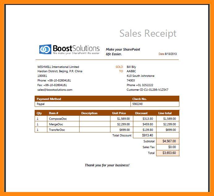8+ store receipt maker | reporter resume