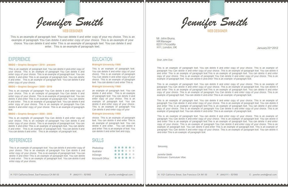 Download Pages Resume Templates | haadyaooverbayresort.com