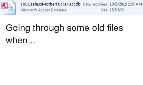 ✅ 25+ Best Memes About Database Developer | Database Developer Memes