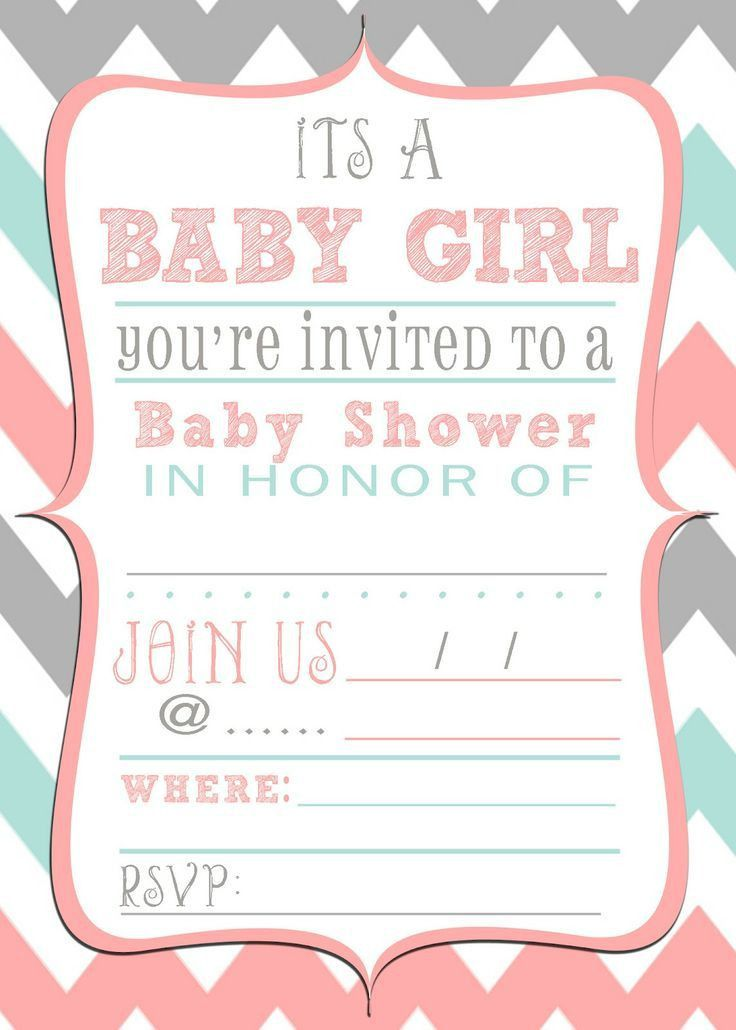 124 best Baby Shower Invitations images on Pinterest   Baby shower ...