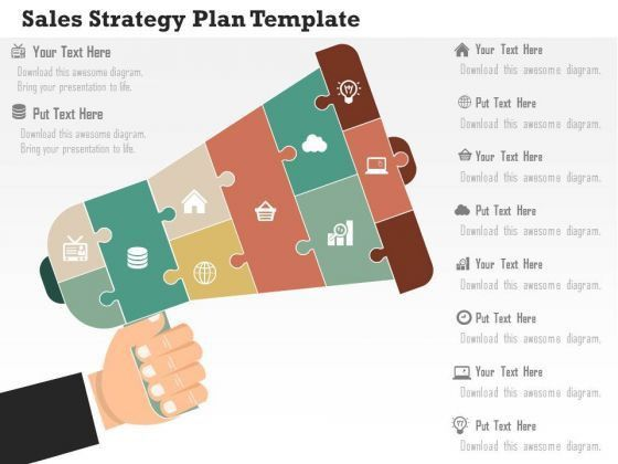 Sales Strategy PowerPoint templates, backgrounds Presentation ...