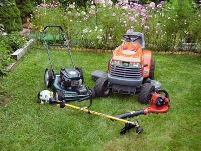 Lawn care | Advance Cleaning