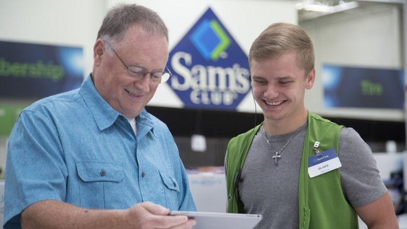 Sam's Club Employee Benefits and Perks | Glassdoor