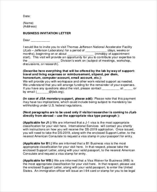 Formal Business Letter Example. Formal Letters Format Format Of ...