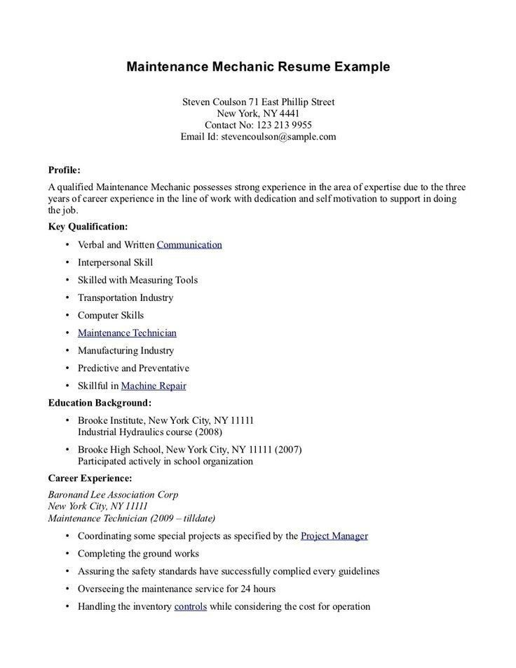 Resume For High School Students With No Work Experience - Best ...