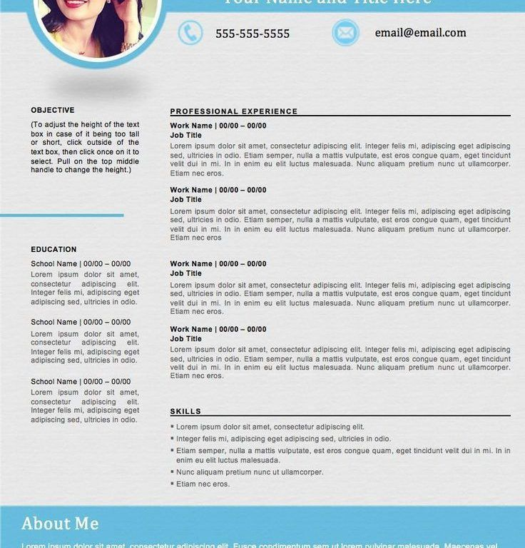 Very Attractive The Best Resume Format 9 The 25 Ideas About Best ...