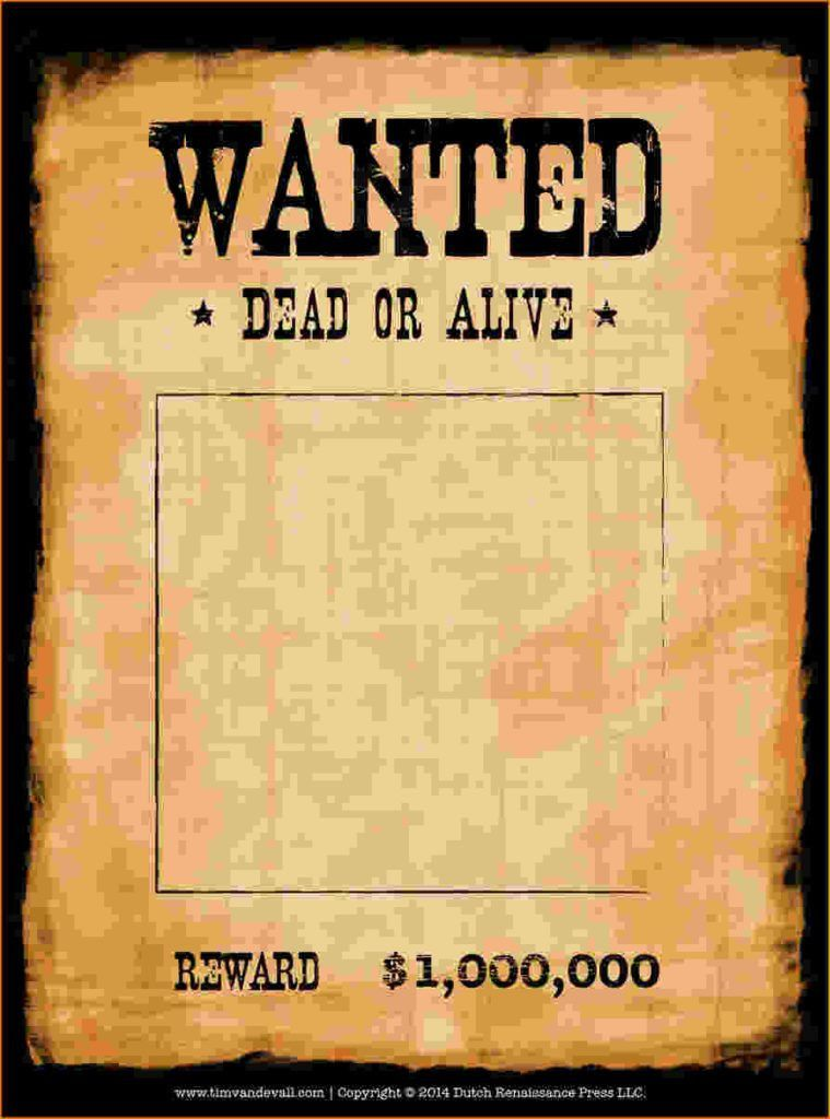 wanted sign template.Wanted-Poster-Template.jpg | teknoswitch