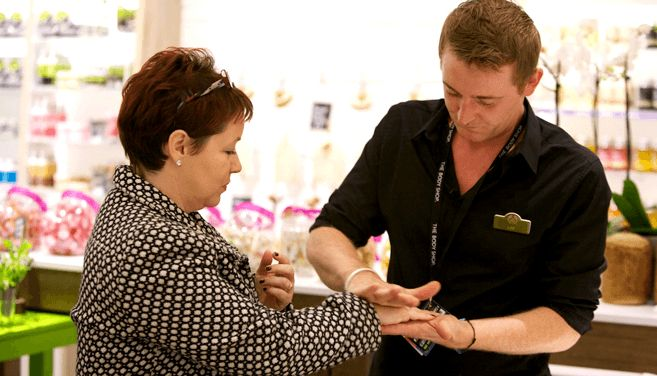 The Body Shop careers