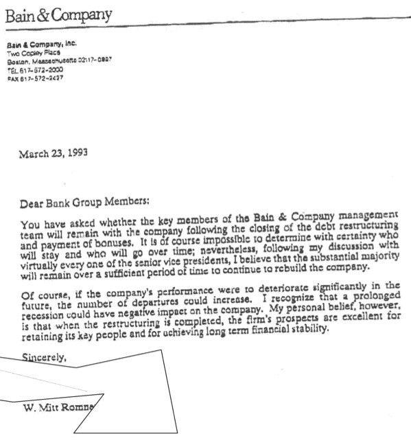 Neoteric Design Inspiration Bain Cover Letter 1 Sample - CV Resume ...