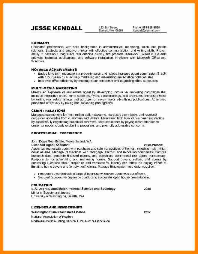 resume goals ideas career examples career change resume example ...