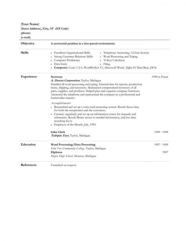Curriculum Vitae : Customer Services Supervisor Back Office ...