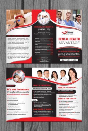 31 Bold Modern Dental Flyer Designs for a Dental business in ...