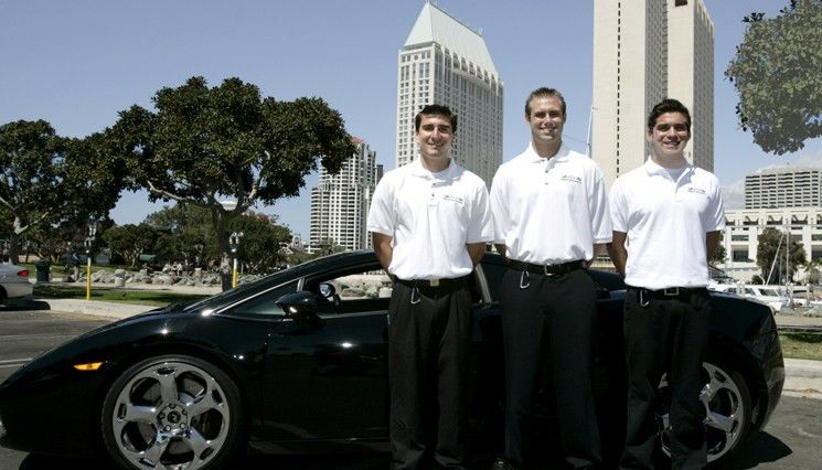San Diego Valet Parking Jobs: Preferred Valet Parking