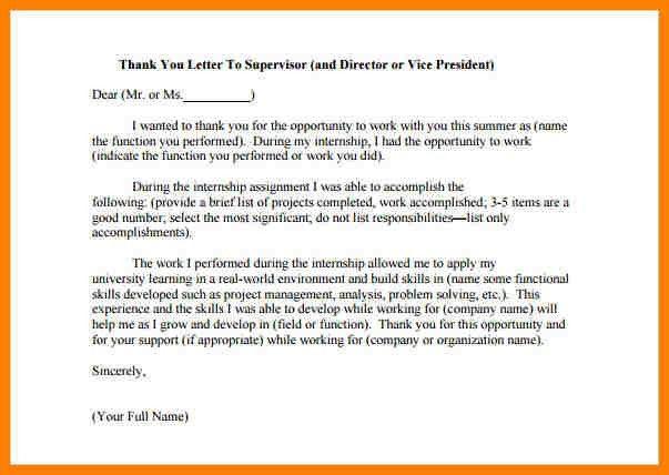 11+ thank you letter for internship completion | farmer resume