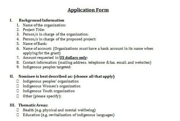 How to write Proposal for UN Trust Fund Small Grants - Funds for NGOs