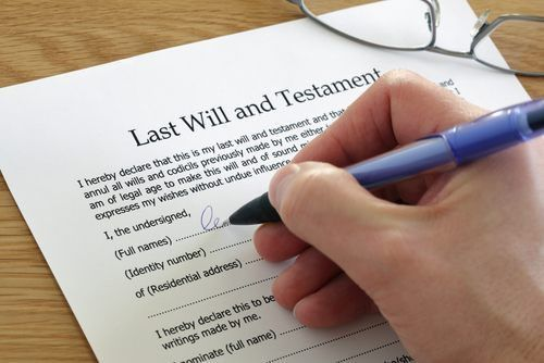 Should I Use a Last Will and Testament Template? | LegalZoom