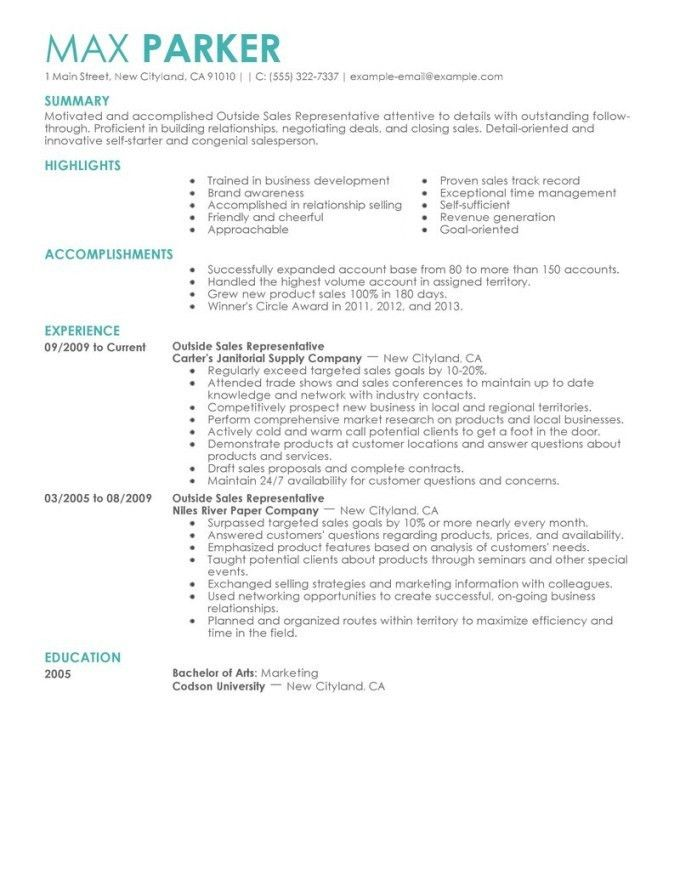 sales rep resumes dental representative resume sample inside ...