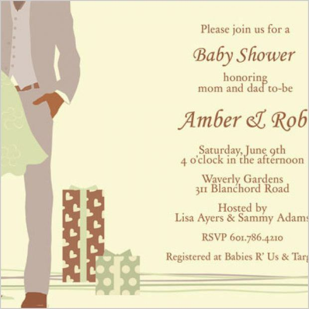 Couples Baby Shower Invitation Wording | ILCASAROSF.COM