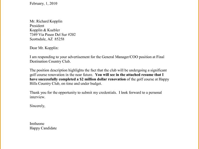 Beautiful Design General Cover Letter Examples 15 Cover Letter ...