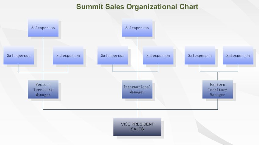 Understand organizational chart and how to draw an organizational ...