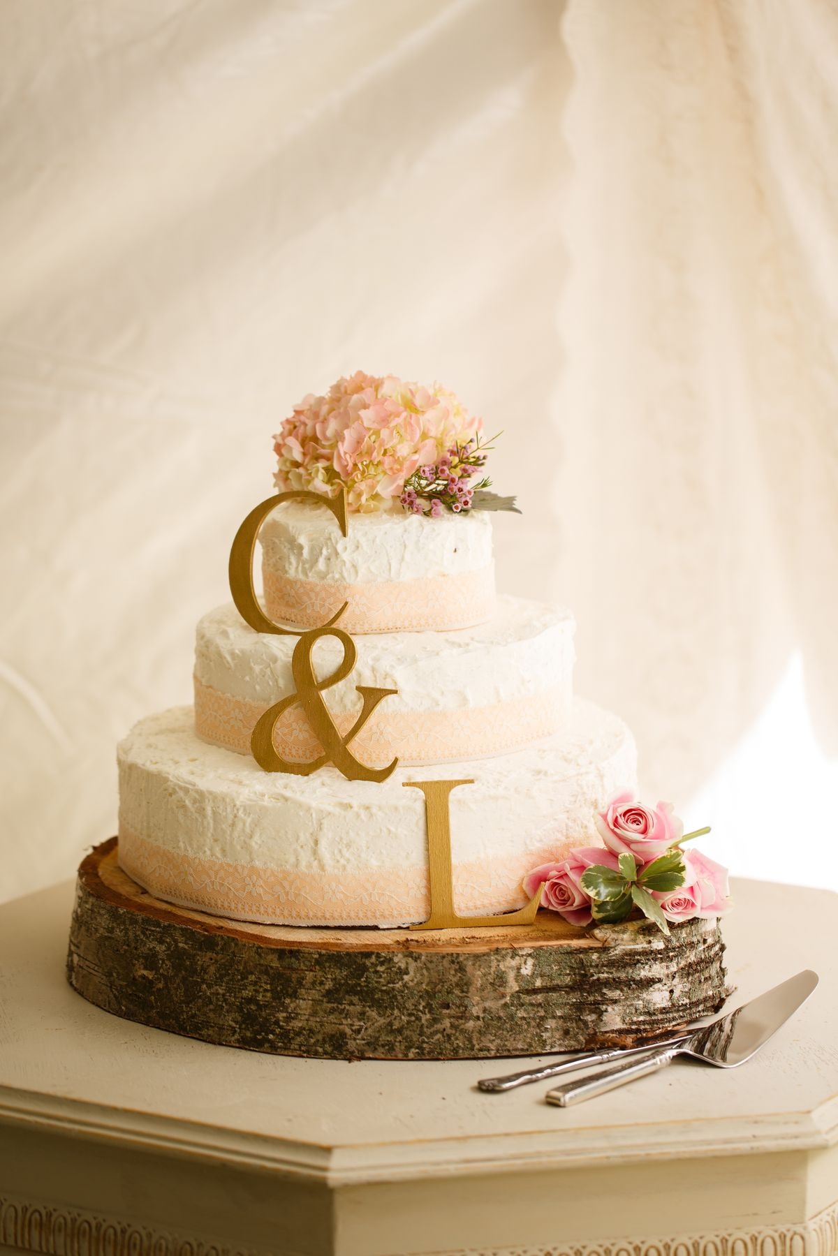 Country wedding cakes Rustic country weddings and Rustic
