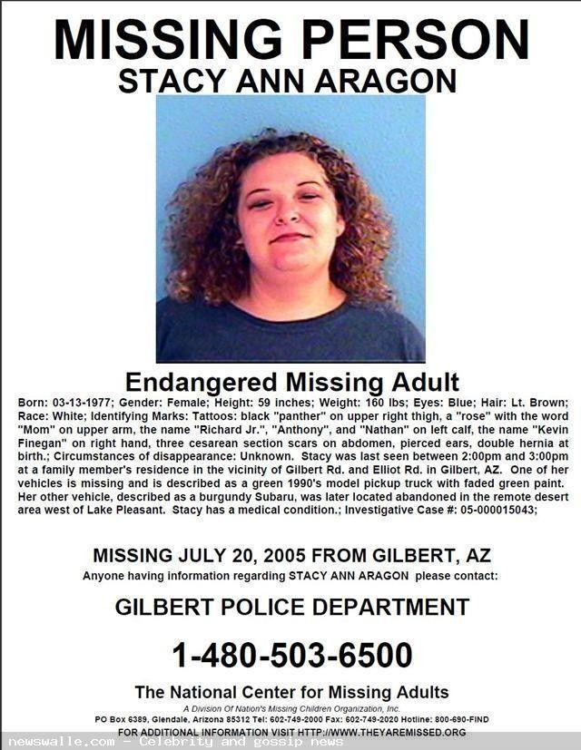 Missing Person Template - Osclues.com