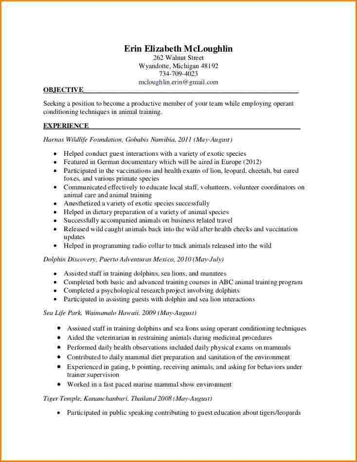 Dietary Worker Cover Letter