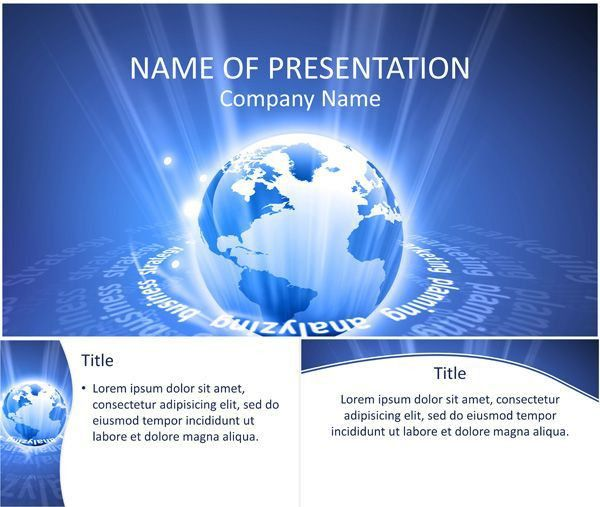 48 best Business PowerPoint Templates images on Pinterest ...