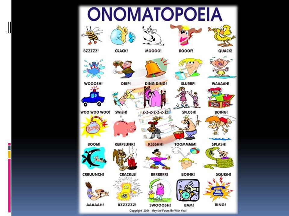 Onomatopoeia and Rhyme. Definition : Onomatopoeia (on-o-mat- o-PEA ...
