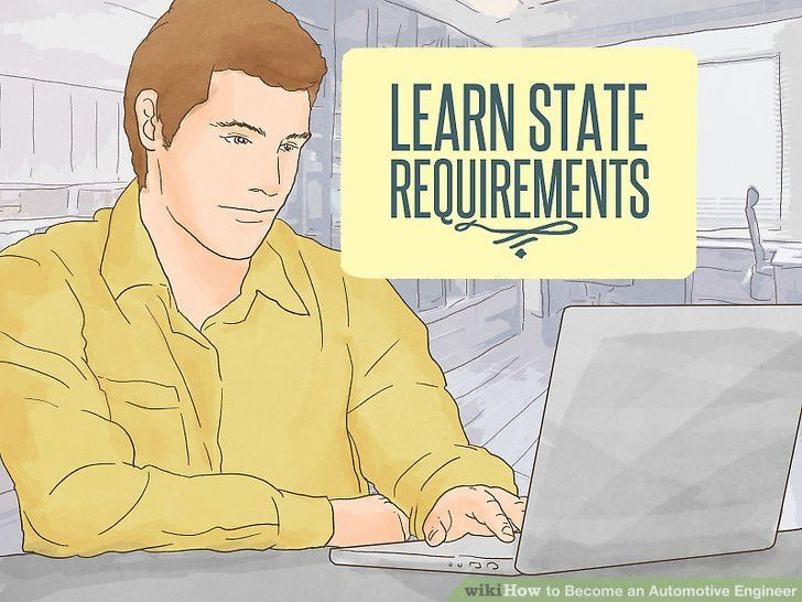 How to Become an Automotive Engineer (with Pictures) - wikiHow