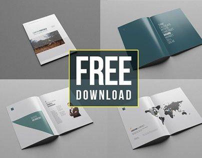 Company Profile Free PowerPoint Template | SlideBazaar | Free ...