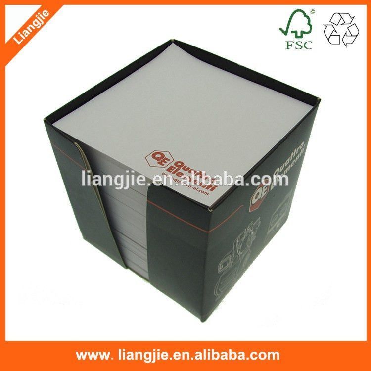 Wooden Box 2c Print Loose Leaf Paper,Paper Pad,Paper Memo Pad ...