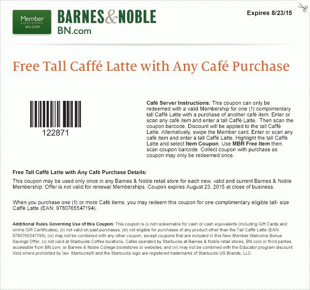 Barnes And Noble Coupon Thread Part 2 - DVD Talk Forum