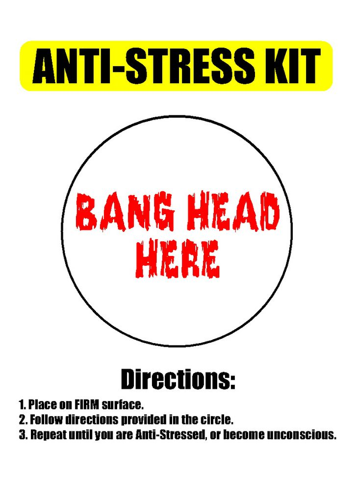Crazy Clips: Printable funny signs